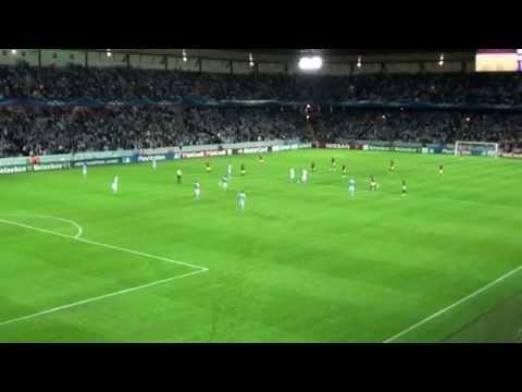 """Hoppa om ni älskar Malmö!"", MFF-Salzburg, CL play-off"