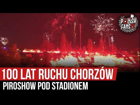 100 lat Ruchu Chorzów (20.04.2020 r.)