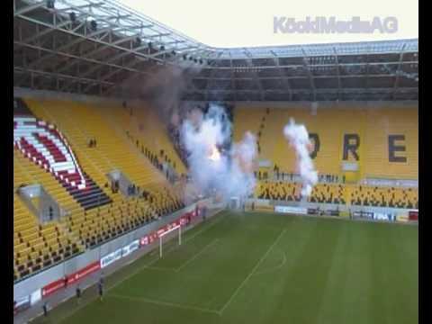SG Dynamo Dresden II - 1.FC Lok - Spielunterbrechung 18.11.09
