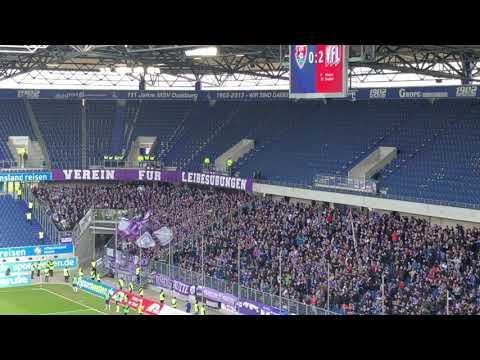 VfL Osnabrück Support beim KFC Uerdingen