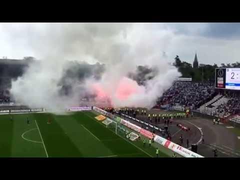 TSV 1860 MÜNCHEN PYRO - KSC 2015