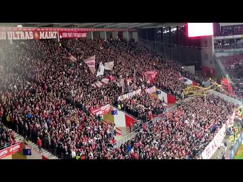 Mainz 05 Heimsupport gegen Schalke 2020