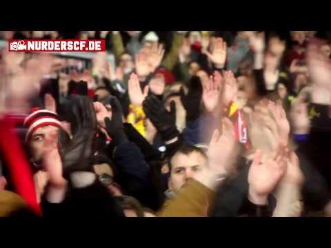 VfB Stuttgart - SC Freiburg // DERBY! (Marsch, Polizeikessel + Stimmung)