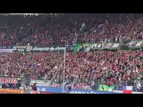 Hannover 96 - Hoffenheim - Rückkehr der Ultras - Support