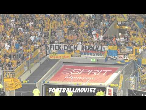Anti Red Bull Leipzig (Fortuna Düsseldorf - Eintracht Braunschweig 2:2 - 01.08.14)