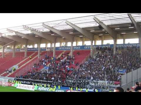 Offenbach vs Mannheim 2014