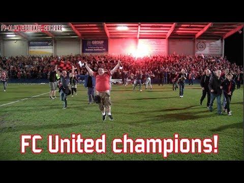 FC United of Manchester - Stourbridge FC (Apr 21, 2015)
