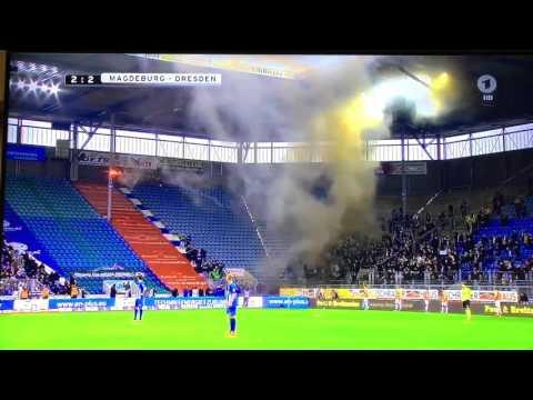 Magdeburg - Dresden Hooligans