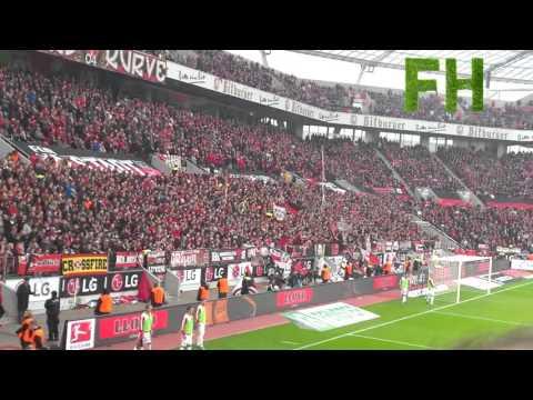 Leverkusen Heimsupport vs Stuttgart 2015