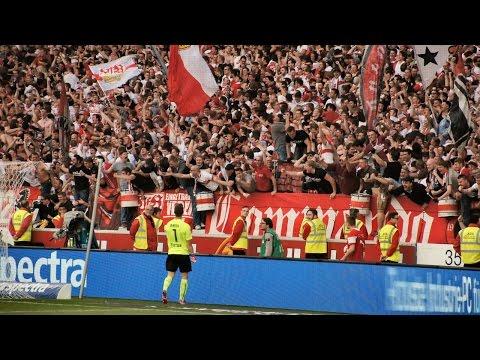 VfB Stuttgart - FSV Mainz 05 - BL14/15 CannstatterKurveTV Ultras Stuttgart HD