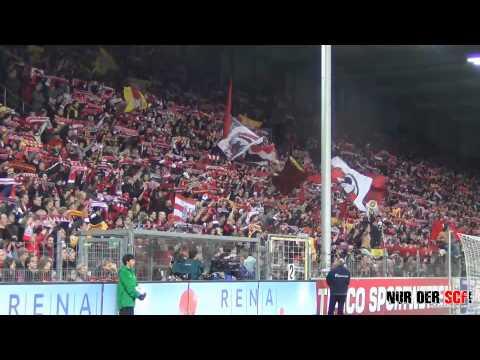 SC Freiburg - VfB Stuttgart: Ob ich schlaf oder wein, du siehst niemals in mich rein.