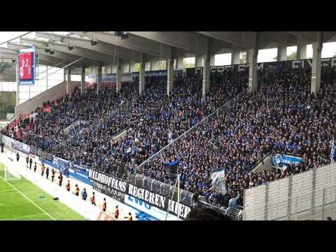 Waldhof Mannheim Support in Offenbach 2019