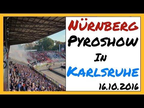 Pyroshow Nürnberg in Karlsruhe 16.10.2016 [FULL HD]