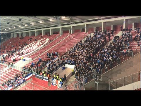 Holstein Kiel Fans in Mainz