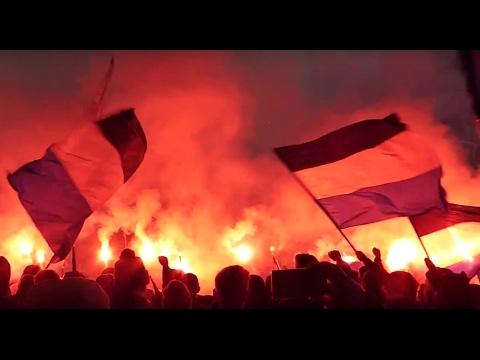 Astoria Walldorf - Arminia Bielefeld 5:6 n. E. (7.2.2017) DFB-Pokal