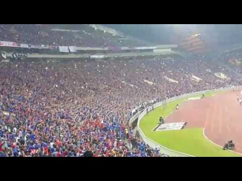 Bos fa cup final 2016