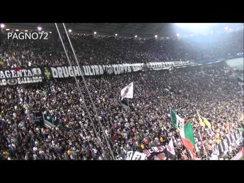 JUVENTUS Vs Real Madrid CURVA SUD