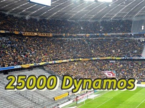 1860-Dynamo Dresden I 25000 Dynamofans I Teil 2 I 03.12.2016