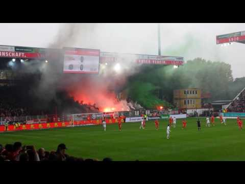 Pyro Union-Hannover 96 16.10.16