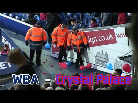 West Bromwich Albion - Crystal Palace FC (Feb 27, 2016)
