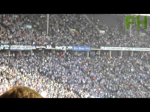 Hertha Fans vs Stuttgart