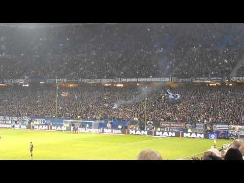 Hamburger SV - Werder Bremen (2:0), 23.11.14, Support